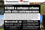 """""""PROCESSIAMO"""" MILANO!: STADIO E SVILUPPO URBANO NELLA CITTÀ CONTEMPORANEA"""